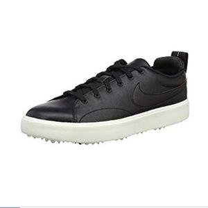 Nike Men's Course Classic Golf Shoes Black 11